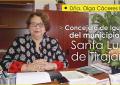 ENTREVISTA CON OLGA CÁCERES PEÑATE, CONCEJALA DE IGUALDAD DE SANTA LUCÍA DE TIRAJANA