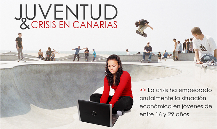 juventud y crisis en canarias