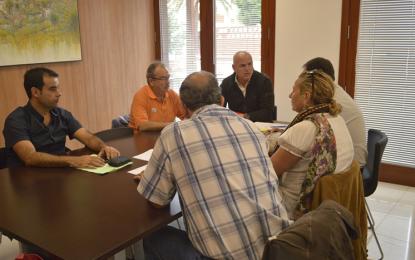 El Ayuntamiento de Ingenio trabaja en la mejora de El Burrero.